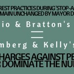 de Blasio & Bratton's NYPD (2)
